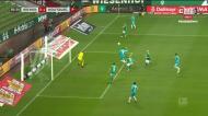 Contra-ataque dá vitória ao Wolfsburgo em Bremen