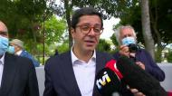 «Ataque ao autocarro do Benfica? Profundamente lamentável»