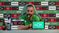 VÍDEO: Amorim condena ataque ao autocarro do Benfica