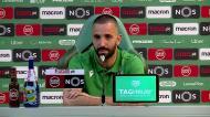 «Mathieu? Não vou pedir a ninguém para ficar no Sporting»