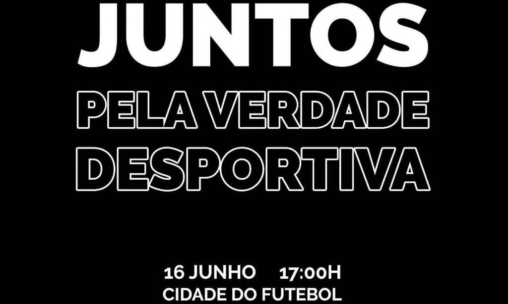 Seis clubes do Campeonato de Portugal marcam protesto
