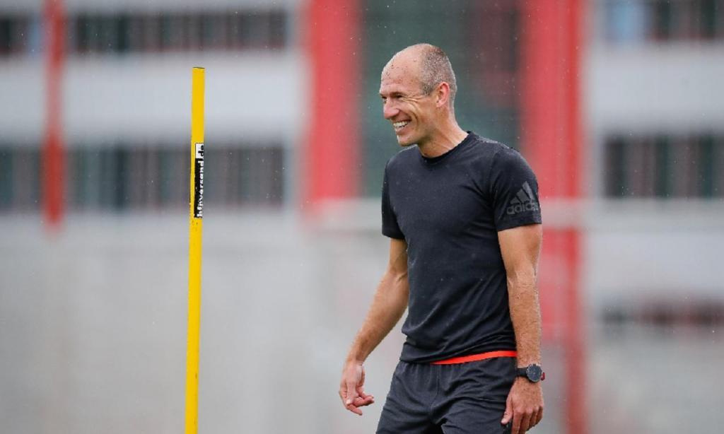 Arjen Robben (Bayern Munique)