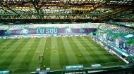 Estádio de Alvalade está assim para o regresso da competição