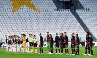 Juventus e Mian empataram sem golos