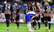 Hertha Berlim-Eintracht Frankfurt