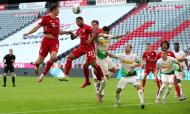 Bayern Munique-B. Monchenlagdbach