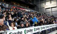 Mais de vinte mil adeptos nas bancadas para um jogo de râguebi