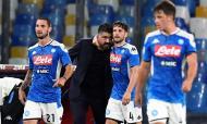 Nápoles e Inter na meia-final da Taça de Itália