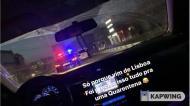 Sancidino (ex-Benfica) foi escoltado pela polícia no regresso à Arménia