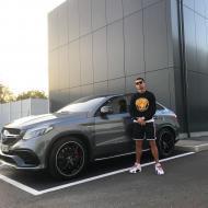 RONALDO: Mercedes-AMG Coupé