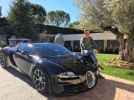RONALDO: Bugatti Veyron Grand Sport Vitesse