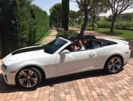 RONALDO: Chevrolet Camaro