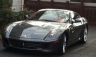 os carros de Michael Jordan (fotos Twitter)