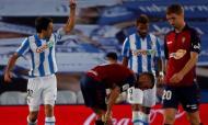 Real Sociedad e Osasuna empataram 1-1