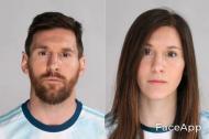 E se Ronaldo, Messi e Dybala fossem mulheres e Sharapova e Serena homens?