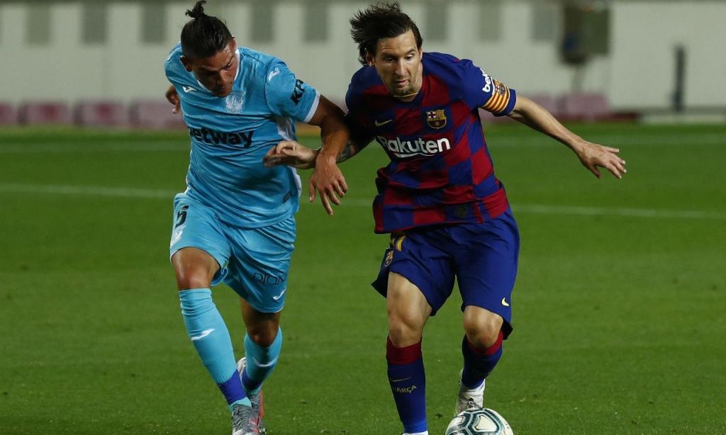 Barcelona-Leganés (AP)