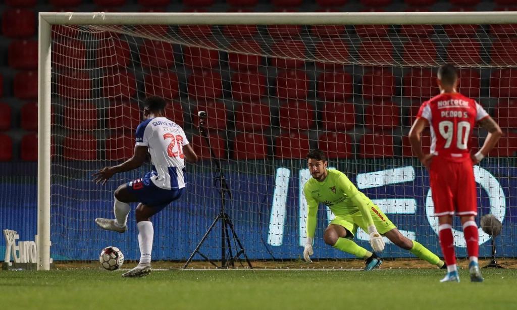 Desp. Aves-FC Porto
