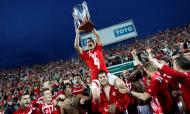 CSKA Sófia, Bulgária: 31 títulos (Oleg Popov, AP)