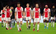 Ajax, Holanda: 34 títulos (Peter De Jong, AP)