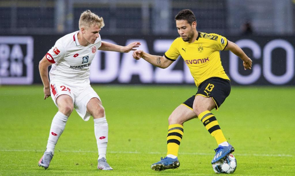 Borussia Dortmund-Mainz (AP)