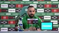 Sporar assumiu o penálti que era para Jovane: «O treinador manda, mas...»