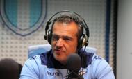 Massimiliano Farris, treinador adjunto da Lazio (twitter Lazio)