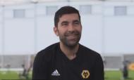 Rui Pedro Silva, treinador adjunto do Wolverhampton (twitter Wolves)