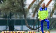 Francesco Conti, sem clube (twitter Sampdoria)
