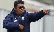 Wesley Carvalho, treinador de formação do Palmeiras (twitter Palmeiras)