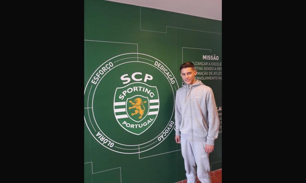 Rafael Nel (Sporting)