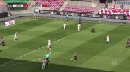 O golo de Bas Dost que fez o empate em Colónia