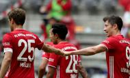 Bayern Munique-Friburgo