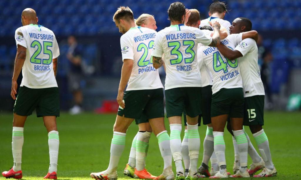Schalke 04-Wolfsburgo