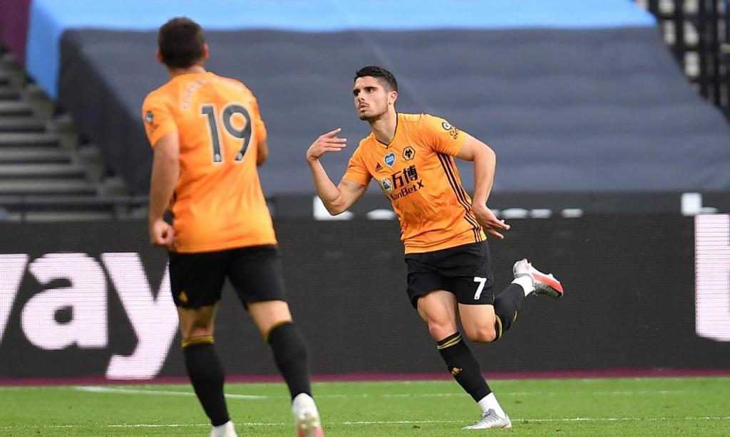 20) Pedro Neto, Wolverhampton (€34,3M)