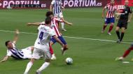 O resumo da difícil vitória do At. Madrid sobre o Valladolid