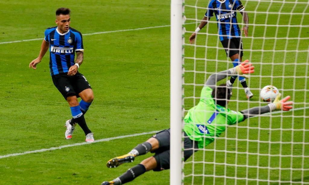 Inter de Milão-Sampdoria