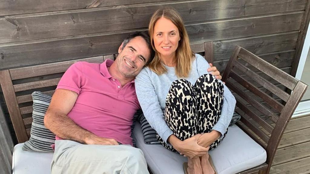 Pedro Lima e Anna Westerlund