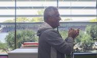 Luís Filipe Vieira celebra aniversário com plantel do Benfica