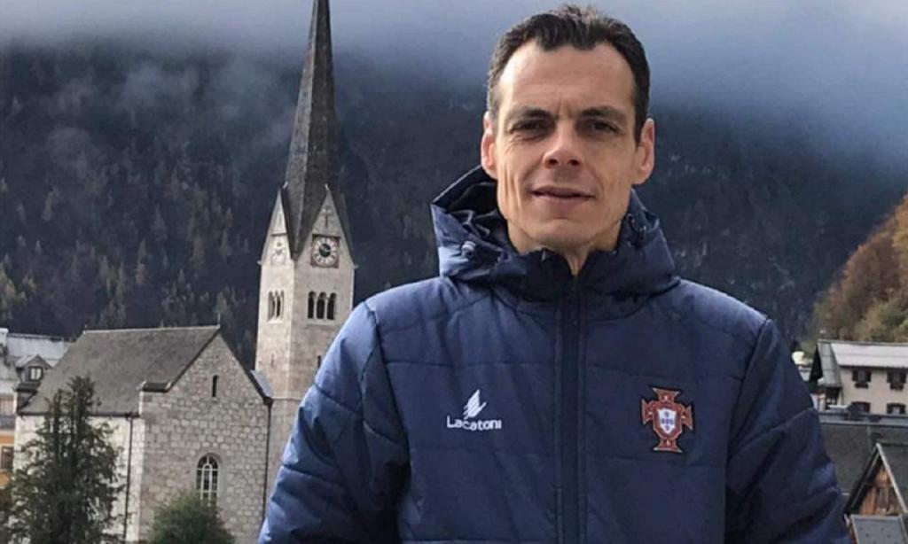 Luís Reforço (foto Facebook)