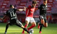 Benfica-Santa Clara (Manuel de Almeida/Lusa)