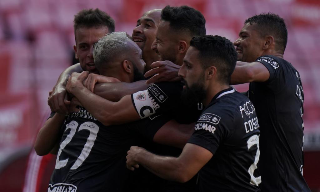 Benfica-Santa Clara (Liga)