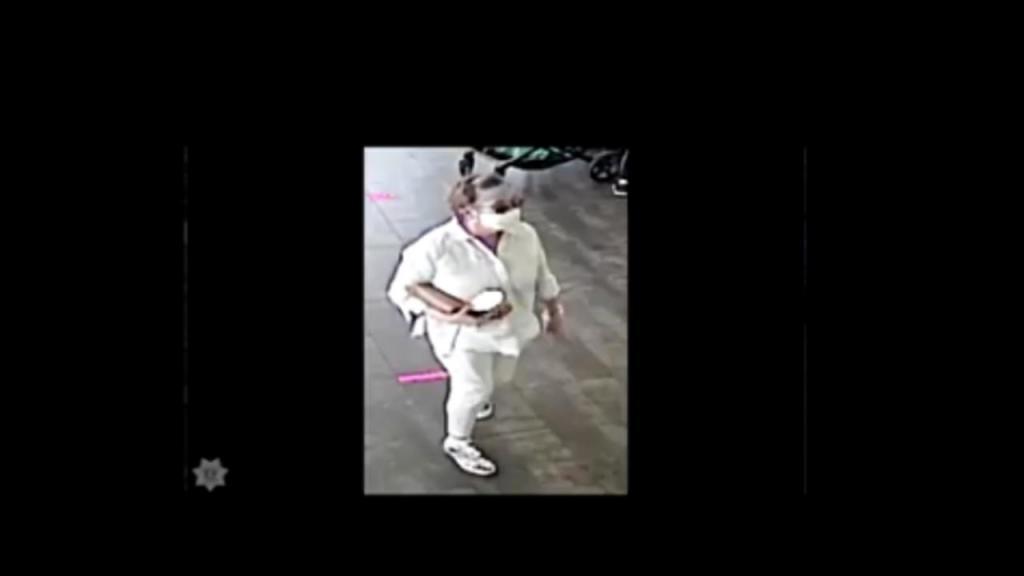Polícia procura mulher que tossiu propositadamente para cima de bebé