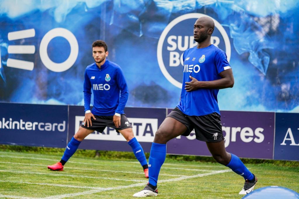 FC Porto treinou após a vitória frente ao Boavista