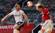 Manchester United-Sheffield United (Martin Rickett/EPA)
