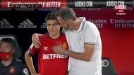 A estreia de Luka Romero na Liga espanhola, aos 15 anos