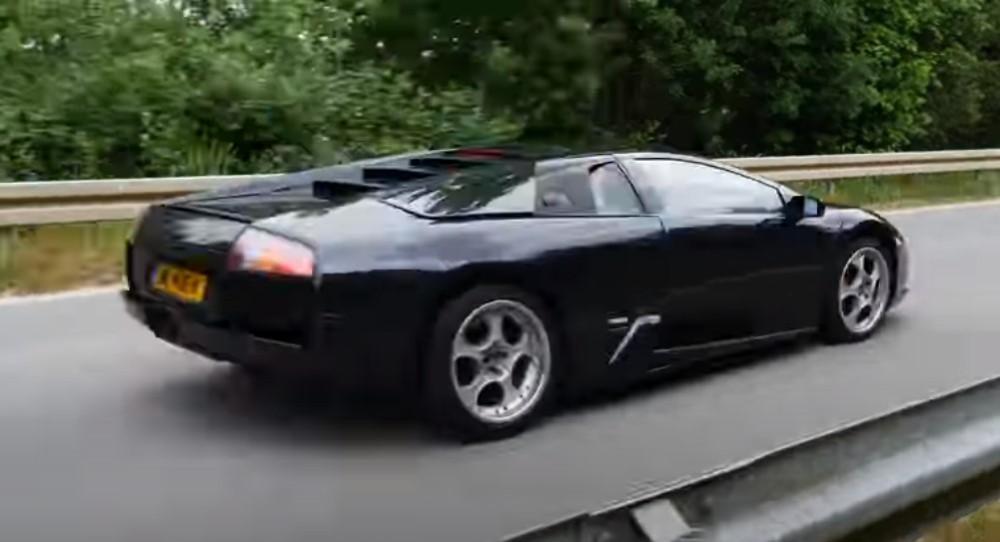Lamborghini Murciélago (Reprodução Youtube AutoTop NL)