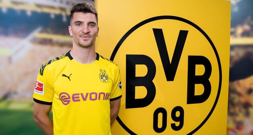 Thomas Meunier (Borussia Dortmund)