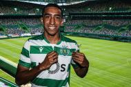 Tiago Tomás renova (foto: Sporting)