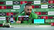 «O Tiago Tomás é mais um jogador com muito talento»