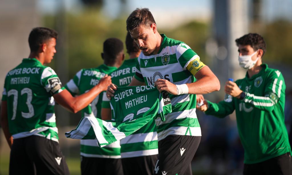 Belenenses-Sporting (José Sena Goulão/Lusa)